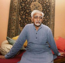 Description: Mr. Hamid Ansari