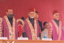 Description: 53rd Annual Convocation AMU