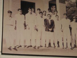 Description: AMU Cricket Team